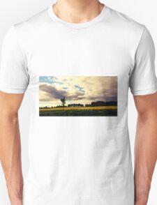Rural Ontario Landscape, Canada Unisex T-Shirt