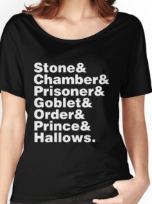 ⚡ HARRY POTTER ⚡ Women's Relaxed Fit T-Shirt
