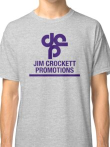 Jim Crockett Promotions Logo Classic T-Shirt