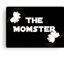 The Momster Canvas Print