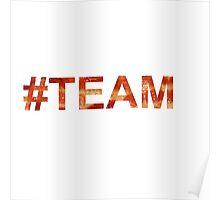Team Bacon Poster