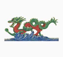Water Dragon Kids Tee