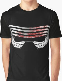 Bloody Kylo Ren Graphic T-Shirt