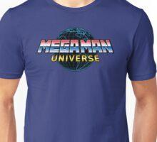 Mega Man Universe Logo Unisex T-Shirt