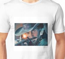 Aramis from The Musketeers Illustration Unisex T-Shirt