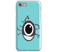 Cute Beholder - Dungeons and Dragons iPhone Case/Skin