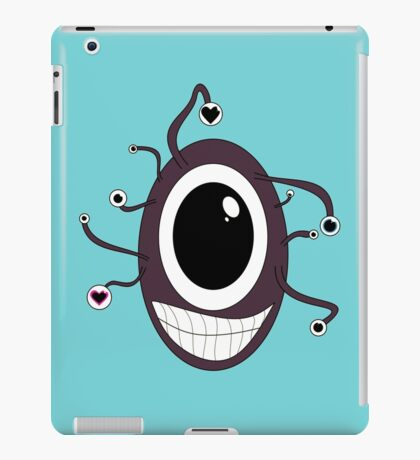 Cute Beholder - Dungeons and Dragons iPad Case/Skin
