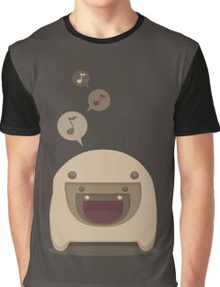 Our Friends Are Deep Inside Graphic T-Shirt