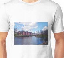 River Dart at Totnes (1) Unisex T-Shirt