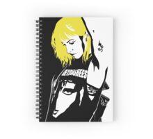 Hayley Williams Spiral Notebook
