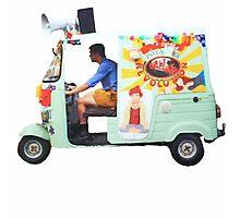 Potato Van Photographic Print