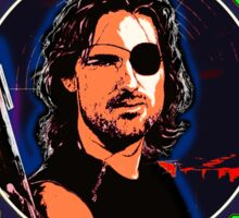 Snake Plissken Colour 2 Sticker