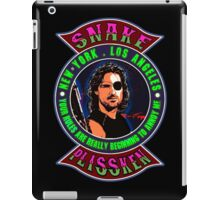 Snake Plissken Colour 2 iPad Case/Skin