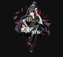 akuma no riddle cute top hat  Unisex T-Shirt
