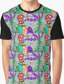 Spring Time In Mo's Garden Graphic T-Shirt