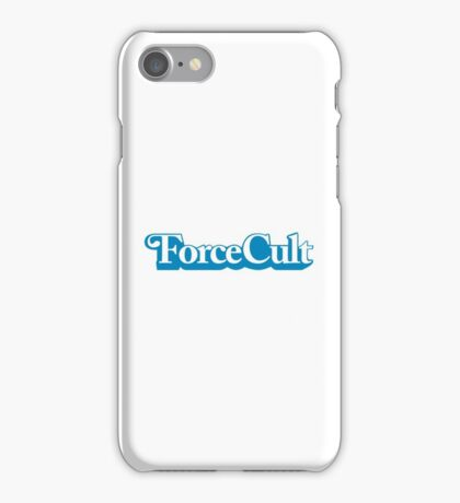 Force Cult - Vintage iPhone Case/Skin
