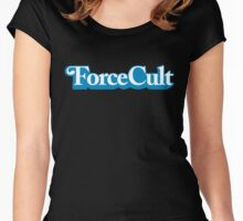 Force Cult - Vintage Women's Fitted Scoop T-Shirt
