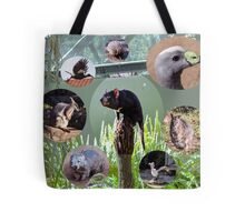 Less Common Australian Creatures Tote Bag