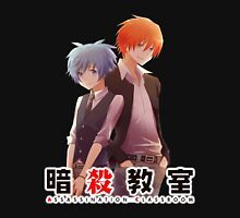 back to back AC anime Unisex T-Shirt