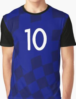 Croatia Euro 2016 Graphic T-Shirt