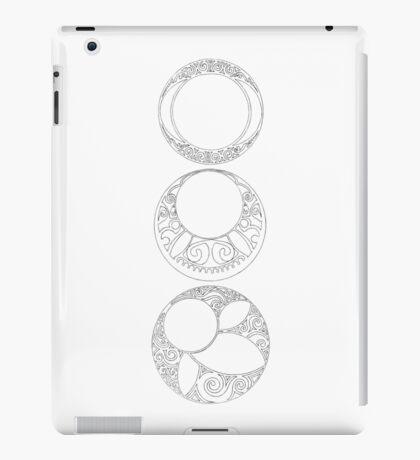 Rosaces iPad Case/Skin