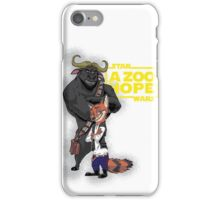 Nick Solo & Chief Chewiee - Variant iPhone Case/Skin