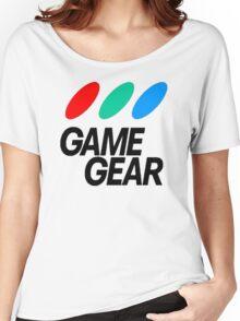 Game Gear Logo Women's Relaxed Fit T-Shirt