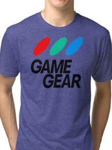 Game Gear Logo Tri-blend T-Shirt