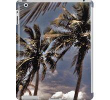 Palms in the Wind iPad Case/Skin