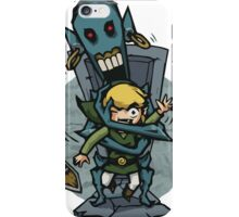 Captured Link iPhone Case/Skin