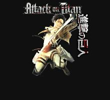 levi in full attack mode Unisex T-Shirt