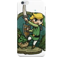 Fearless Link iPhone Case/Skin
