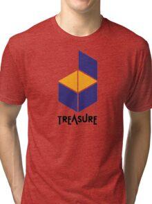 Treasure Logo Tri-blend T-Shirt