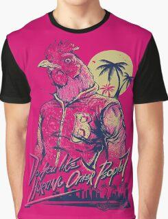 hotline miami richard Graphic T-Shirt