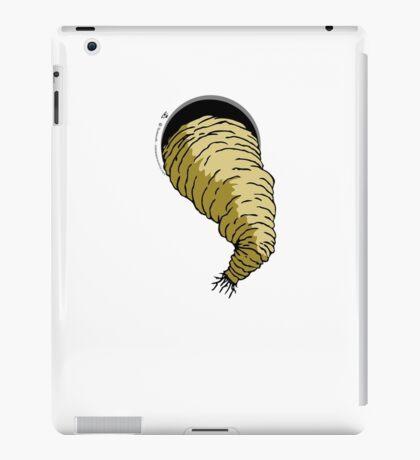Anomaly & Astronaut - Space Maggot (INside) iPad Case/Skin