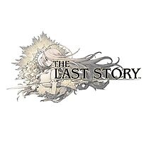 The Last Story Logo Photographic Print