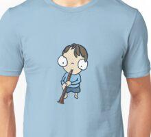 Clarinet Boy Unisex T-Shirt