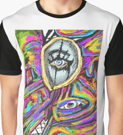 Twisted Reality  Graphic T-Shirt