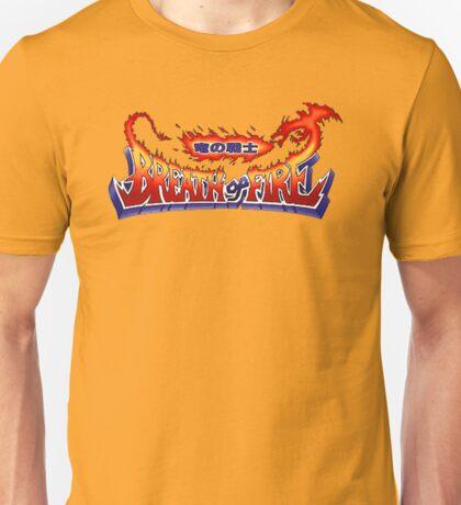 Breath of Fire Logo T-Shirt