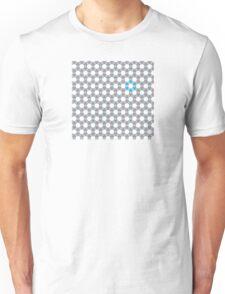 Tiling Tessellation In Green, Blue & Pink T-Shirt