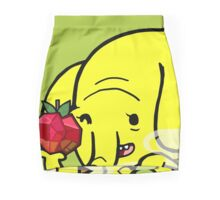 Womanly Charms and Elephant Prowess Mini Skirt