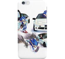 180sx sonic iPhone Case/Skin