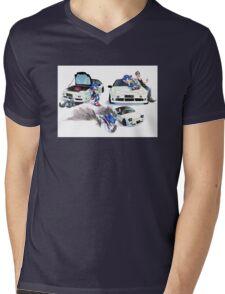 180sx sonic Mens V-Neck T-Shirt