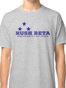 Rush Navy Classic T-Shirt