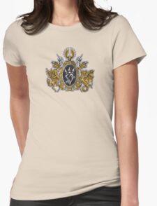 Vanillaware Logo Womens Fitted T-Shirt