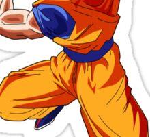 Goku ssj God Sticker