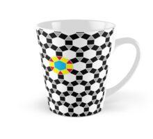 Black & White Tessellation Pattern Mug