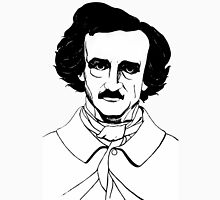 Edgar Allan Poe Illustration Unisex T-Shirt