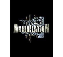 Total Annihilation  Photographic Print