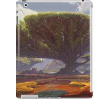 Enchanted oasis  iPad Case/Skin